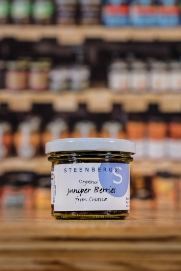 Steenbergs - Standard - Juniper Berries - 36 g - Glas