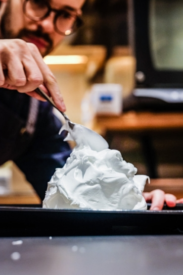 Ice Cream Pâtisserie: Baked Alaska » Sunday, 16 June 2019 at 12 h