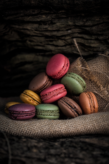 Macarons Xmas special » Sunday, 10 November 2019 at 12 h