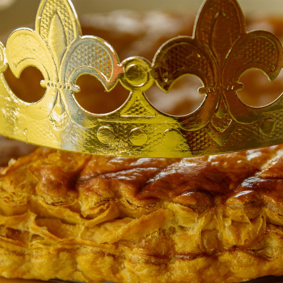 Basiskurs Pâtisserie: Galette des Rois » Sunday, January 05, 2020 at 12 h