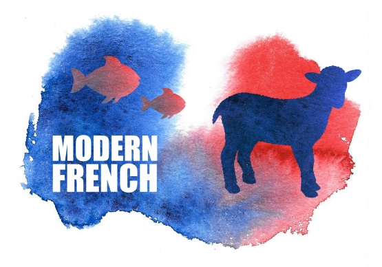 Modern French » Tuesday, 25 June 2019 at 19 h