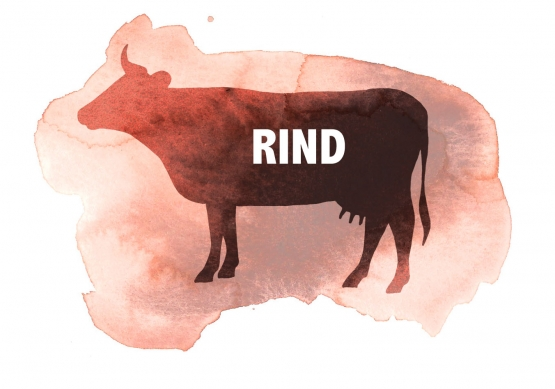 From Nose to Tail: Rind