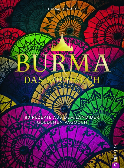 Introduction to the flavours of Burma