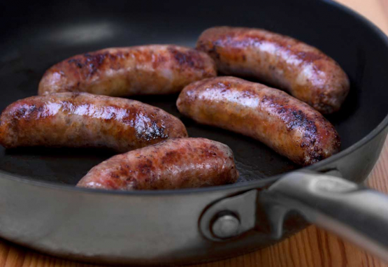 Making Sausage With The Sausage Man » Monday, 15 April 2019 at 19 h