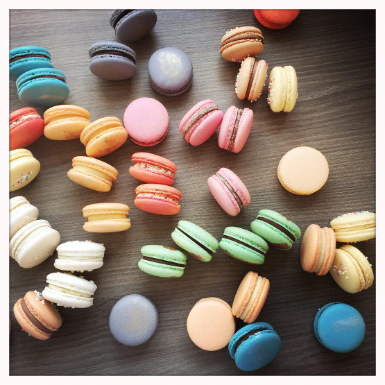 Macarons » Sunday, 16 June 2019 at 14 h