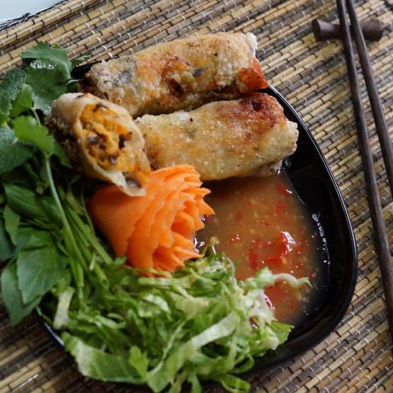 Miss Vegan Vietnam: Vietnamese vegan Cuisine » Saturday, 22 June 2019 at 18 h