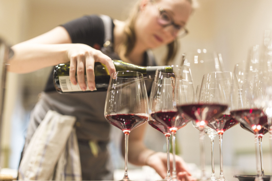 Wine Basics » Friday, 12 July 2019 at 19 h