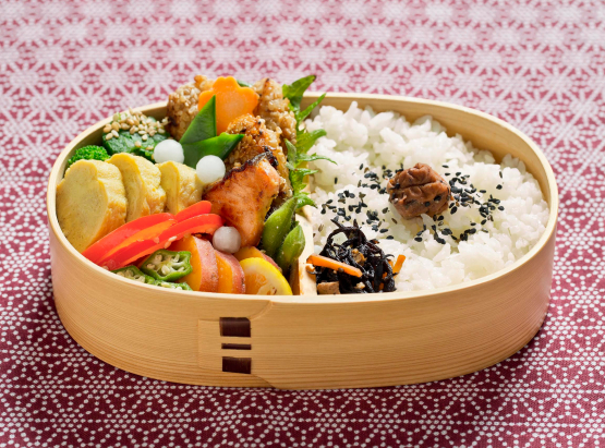 B E N T O . Japanese Lunch Box » Sunday, 4 August 2019 at 14 h