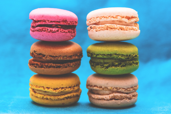 Macarons » Sunday, 13 October 2019 at 12 h