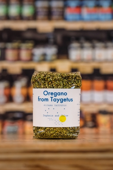 Daphnis and Chloe - Oregano from Taygetus - 18 g - Pack