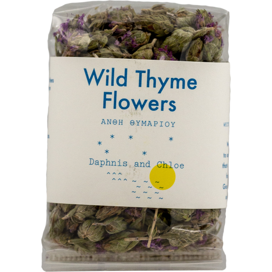 Daphnis and Chloe - Wild Thyme Flowers - 18 g - Beutel