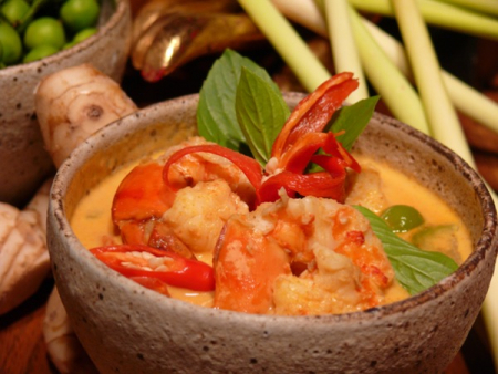 Thai Cuisine � Saturday 6, July 2013 at 18 h