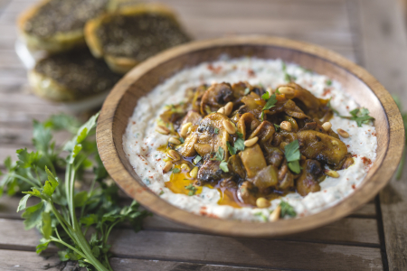 A Culinary Journey to Jerusalem » Saturday, 17 August 2019 at 18 h
