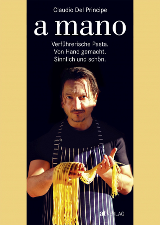 Handgemachte Pasta: Workshop und Buchvorstellung » Monday, 21 October 2019 at 19 h