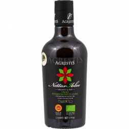 Agrestis - Extra Virgin Olive Oil, 500-ml-bottle