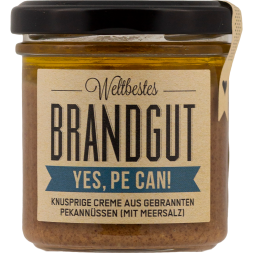 Brandgut - Yes Pe Can!, 160g glas