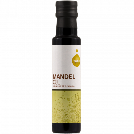 Fandler - Almond oil, 100-ml-bottle