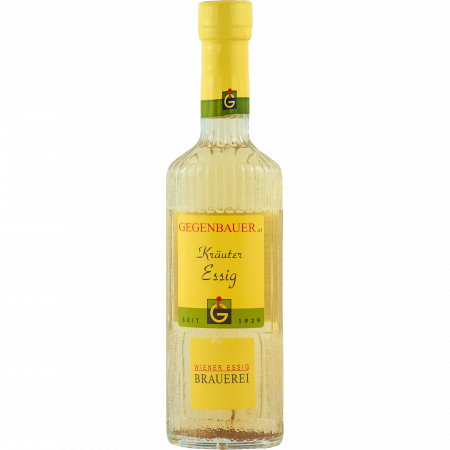 Gegenbauer - herbal vinegar - 250ml - 5% acidity