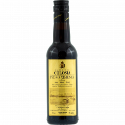 Gutiérrez-Colosia Sherry Vinegar Petro Ximenez, 375-ml-Bottle
