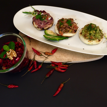 LIVE ONLINE Arepas Workshop » Thursday, April 29, 2021 at 19 h