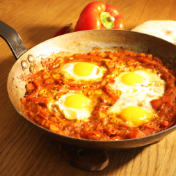 LIVE ONLINE Shakshuka » Sunday, March 14, 2021 at 18 h