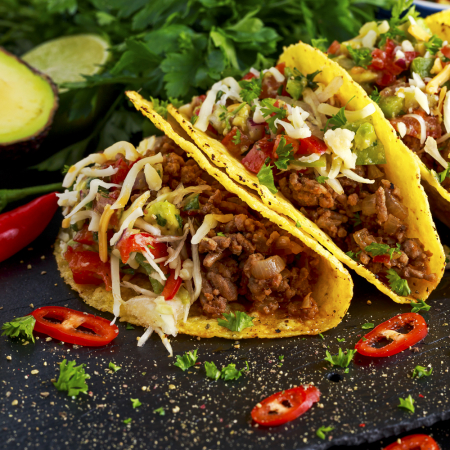 LIVE ONLINE Tacos American Style » Thursday, June 10, 2021 at 19 h