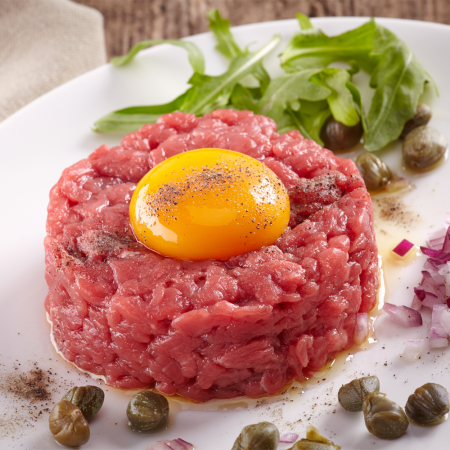 LIVE ONLINE Vive le Tartare » Thursday, March 4, 2021 at 19 h