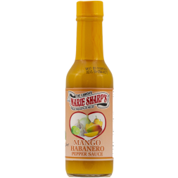 Marie Sharp's - Mango Habanero Pepper Sauce, 148ml