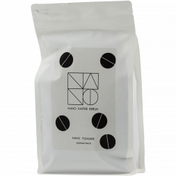 Nano Kaffee Berlin Nano Pleasure Espresso Blend, 250 g