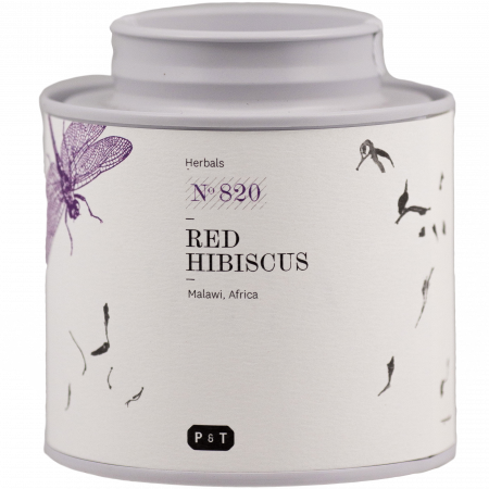 Paper & Tea - Red Hibiscus No. 820, 40g Dose