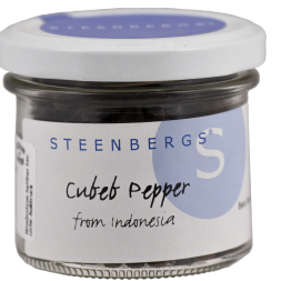 Steenbergs Cubeb Pepper, 45-g-Glas