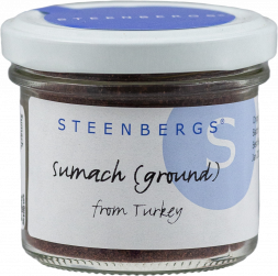 STEENBERGS Sumach (grounded) from Turkey - 60g glas
