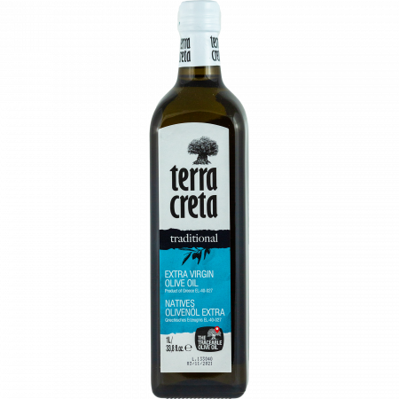 Terra Creta - Greek Extra Virgin Olive Oil