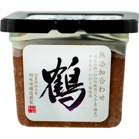 UMAMI - Soy and barley miso without additives - 500 g - Pack