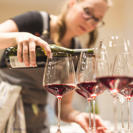 Wine Basics » Friday, November 27, 2020 at 19 h